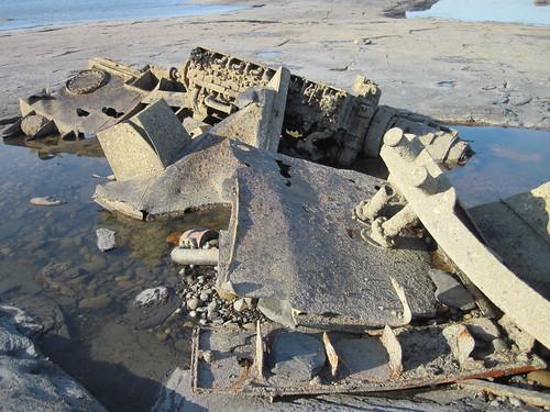 Admiral Von Tromp Wreck - Saltwick Bay