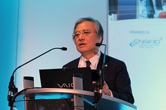 Pr. Ken Sakamura, University of Tokyo