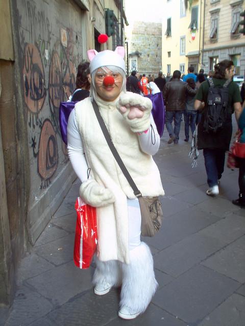 Mog cosplay
