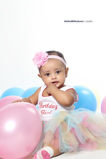 Fatimah Nur Zara Ramadhania | Baby Studio Portraiture