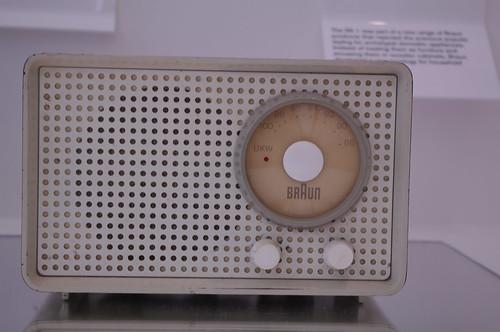 Braun SK1 radio