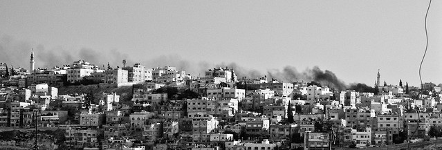Amman - Fire and Smoke