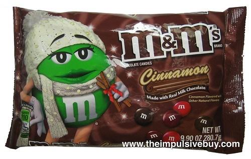 Cinnamon M&M's