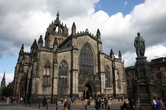 Edinburgh - St Giles' Cathedral