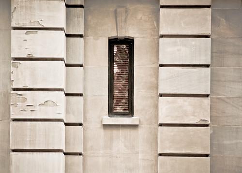 Last Resort!...Fire Exit Window?  :-)