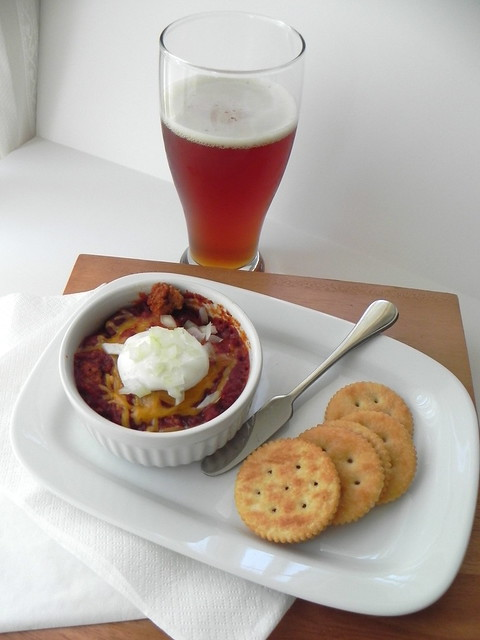 Chili and Beer