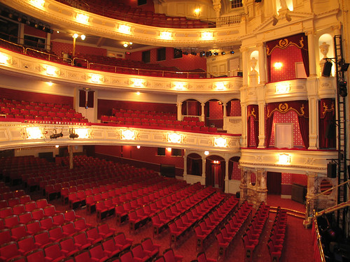 His Majesty S Theatre Aberdeen Performing Arts