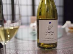 Napa Cellars Mount Veeder Napa Valley Chardonnay 2009