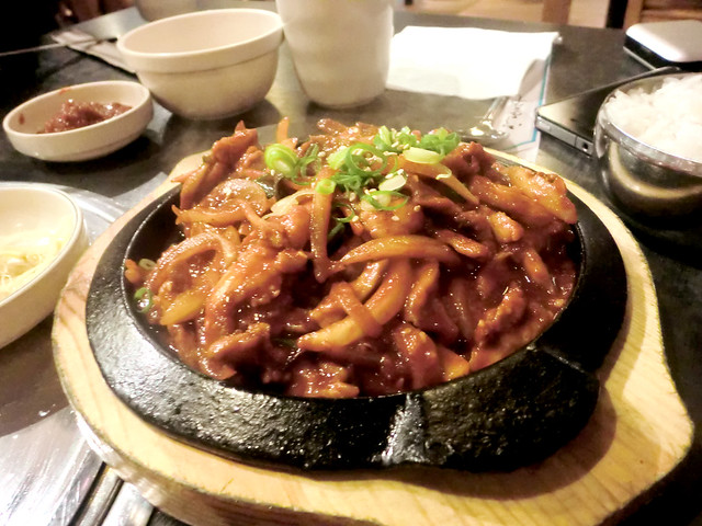 kfood chicken jongshin