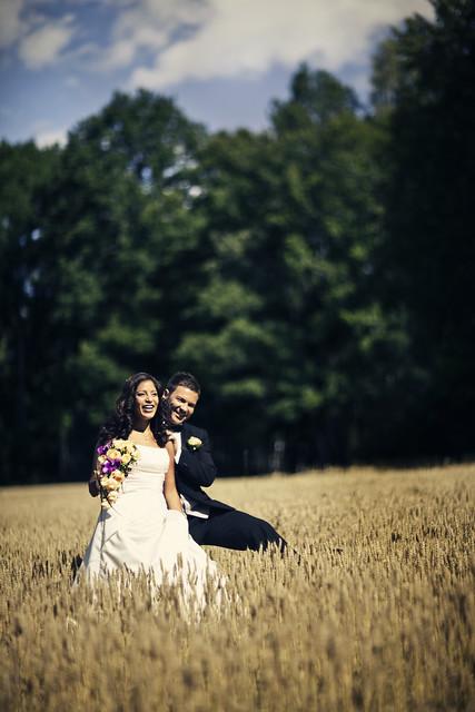 Et nesten glemt bryllup.. (2/6)