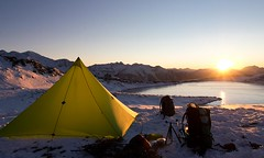 """LOCUS GEAR Khafra Sil pyramid shelter • <a style=""""font-size:0.8em;"""" href=""""http://www.flickr.com/photos/49406825@N04/6276738462/"""" target=""""_blank"""">View on Flickr</a>"""