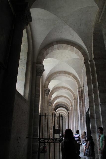 Collatéraux, Basilique Saint-Sernin