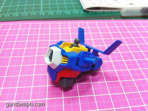 1 144 HG Gundam AGE-1 Normal Review OOB Build  (18)