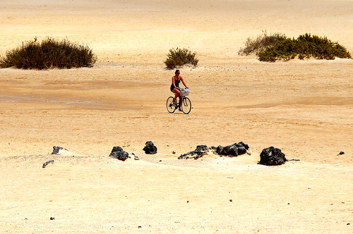 Chapter 7 - Corralejo, the unbereable lightness of the desert (#7): Lost