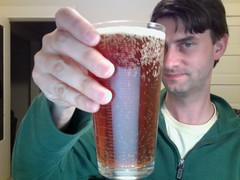 Fresh Hop ale with Crystal hops