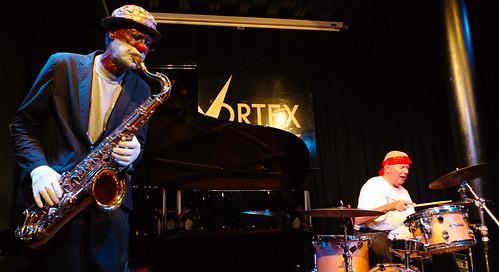 Bennink & Gayle @ the Vortex 17.11.11