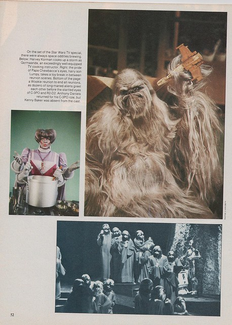 Starlog - Star Wars Holiday Special