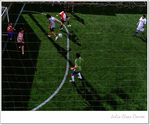 Jugadores (3) by Julio César Correa
