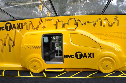 Taxi of Tomorrow
