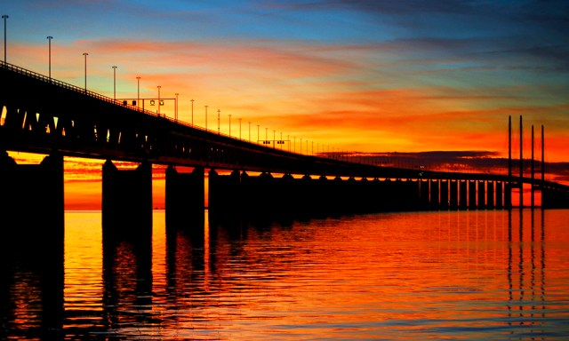 Oresund Bridge - Malmo, Sweden by The Gallery - Beyond Borders, on Flickr