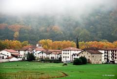 Vista de Narbarte, Navarra