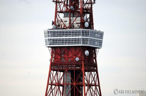 Tokyo Tower Roppongi Hills 六本木ヒルズ