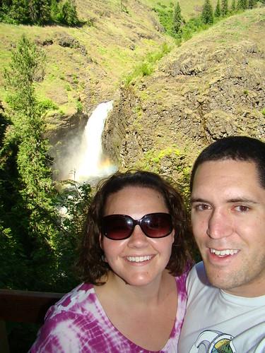 Elk River Lower Falls