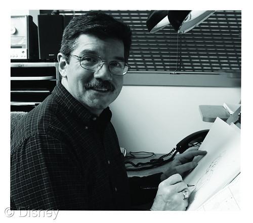 Glen Keane And Mark Henn Disney Animator Doll Sketches
