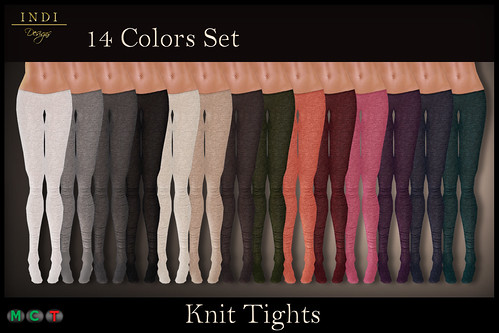 Knit Tights