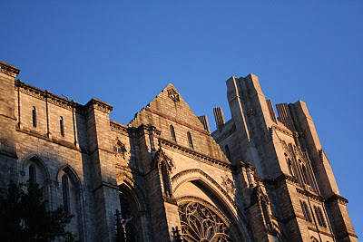 st john the divine, nyc, october 2010