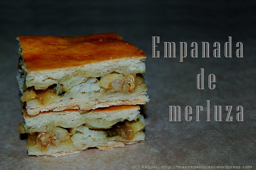 Empanada de merluza