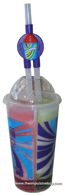 7-Eleven Slurpee MixMaker Cup:Straw