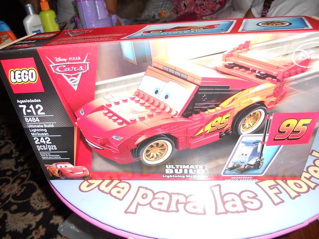 disney cars 2 lego mcqueen build (1)