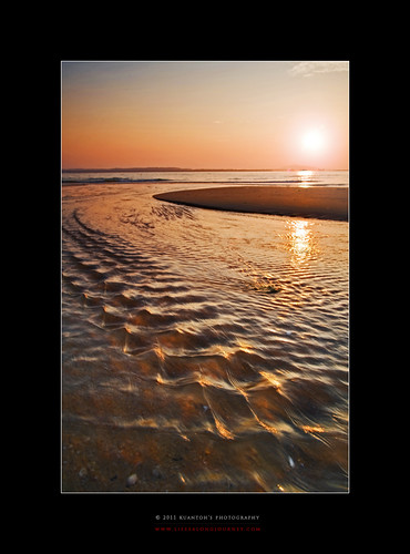 Archives_2005_to_Present #166 - Golden Ripples Sunrise by kuantoh