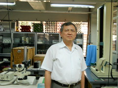 Dr. Benjamin Chan and the Materials Physics Laboratory