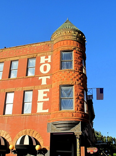 Deadwood hotel