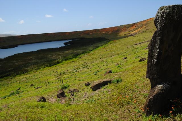 Cráter Raraku
