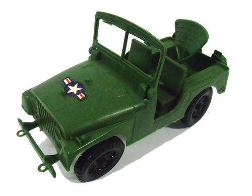 William-Mennella-Jeep 17cm