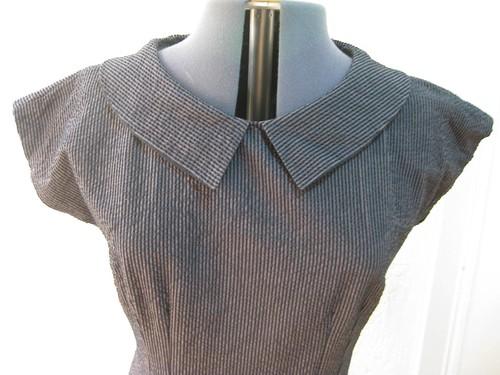 Simplicity 1577 dress bodice