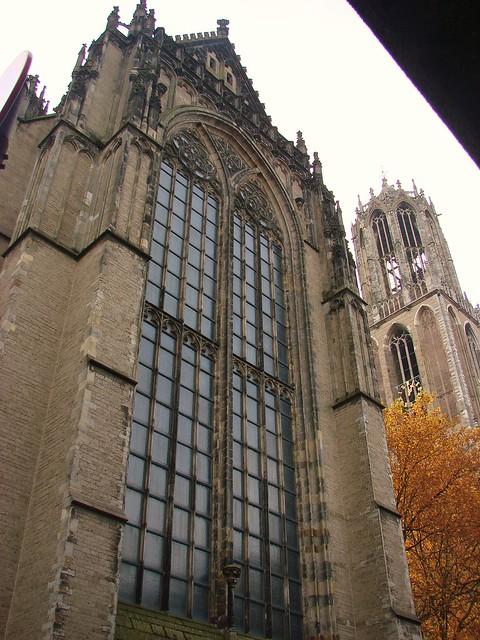 Gothic Lancet Window
