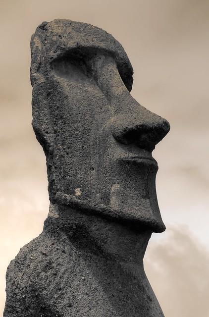 El moai