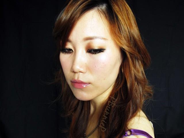 Miliyah Kato insp Gyaru MakeupLook