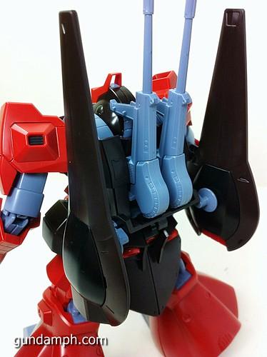 MG Rick Dias Quattro Custom RED Review OOB Build (51)