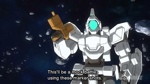 Mobile Suit AGE  Episode 4  White Wolf  Youtube  Gundam PH (6)