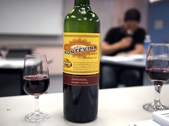 Montevina Winery Amador County Zinfandel