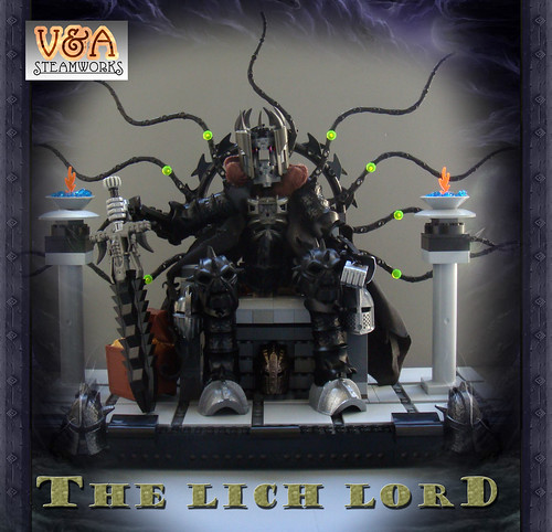 The Lich Lord by V&A Steamworks