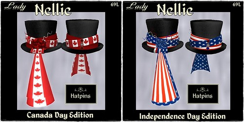 Lady Nellie - Canada and Independence Day