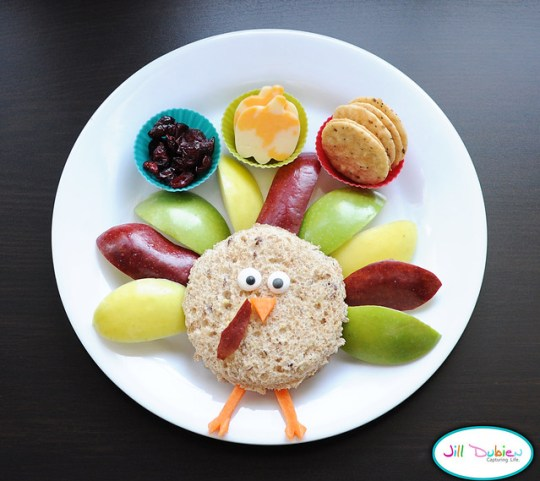 Fun Food Ideas for Kids / Turkey