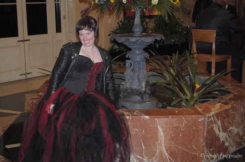 Valkyrie's formal wear
