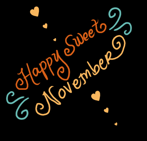 Image result for hello sweet november